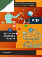 Actividad Eje 3. Aplicacion Modelo Atarraya