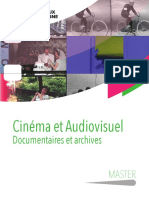 Master Cinema Archives u Bordeaux Montaigne
