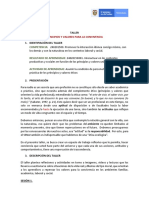 TALLER PRINCIPIOS Y VALORES ÉTICOS PARA LA CONVIVENCIA (1)
