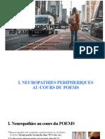 NEUROPATHIES INFLAMMATOIRES II