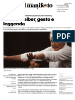 Carlos Kleiber, gesto e leggenda | il manifesto