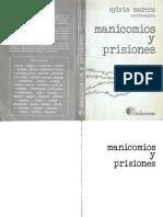 Marcos, Sylvia - Manicomios y Prisiones