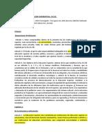 ARTÍCULOS DE LEY DE EDUCACIÓN SUPERIOR