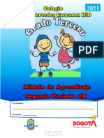 MODULO 2° PERÍODO - GRADO TERCERO J.M