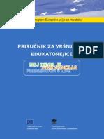 Prirucnik za edukatore