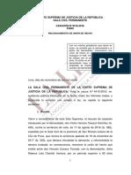 Casacion 4416 2018 Puno LALEY