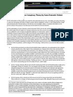 FBI Narrative Distribution Report Using Q-Followers