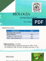 Introducción Biología