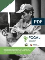 Finanzas Rurales Economia Solidaria