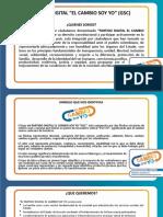 V3 Presentación Partido Digital El Cambio Soy Yo