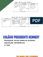 PA Felipe - 3ª Fase