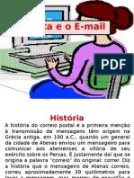 A carta e o E-mail