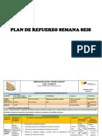 OCTAVO-A-B-C- PLAN DE REFUERZO MATEMÁTICAS SEMANA-6
