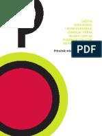 Prirucnik za edukatore - Zastita Seksualnog i Reproduktivnog Zdravlja i Prava Mladih Ljudi Sa Posebnim Fokusom Na Prevenciju HIVa