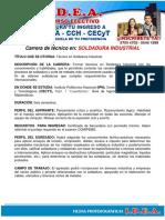 PROPIT-t Soldadura Industrial Cecyt
