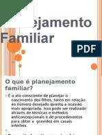 Planejamento Familiar