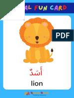 Animal Fun Card