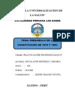 PREAMBULO DE LA CONSTITUCIÓN-JAHAIRA