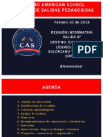 PPT EJE CAFETERO 2018