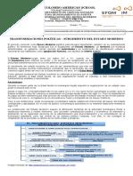TRANSFORMACIONES POLÍTICAS – SURGIMIENTO DEL ESTADO MODERNO con formato