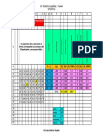 TERCERO ESTADISTICA Excel