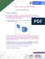 2. TALLERES UNIDAD 4 - COMUNICACIÓN Y EMPATÍA DIGITAL