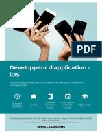 brochure_Développeur d'application - iOS