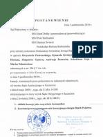 Krzysztof Piotrowski uniewinniony!