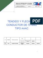 PR-01 Plan de Tendido L-25Kv SE Consuel - SE Hualanga