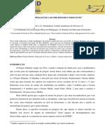 A PRÁTICA PEDAGÓGICA DO PROFESSOR UNIDOCENTE  - MUNDIAR