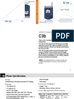 C3b Pantech manual