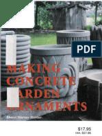 Making Concrete Garden Ornaments-Sherri Warner Hunter
