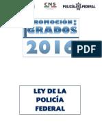 Ley de La Policía Federal