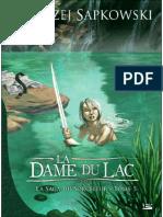 sapkowskiandrzej - la dame du lac