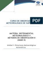 IMMO II Unidad 1 - Est Met Aut 2018