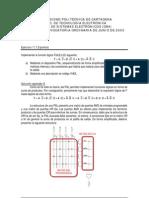 Ejercicios VHDL