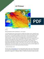 14 03 11 Jeremy Bersnstein Tsunamis. a Primer