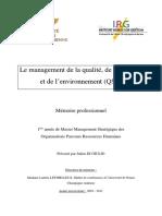 Management QSE