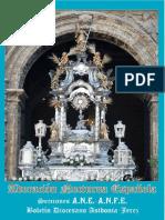 Boletín Adoración Nocturna Asidonia Jerez Mayo-Junio 2021