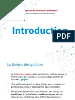 Chapitre 1 Introduction Graphes