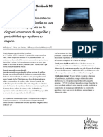 HP-ProBook 4520s Notebook-Detalles Tecnicos