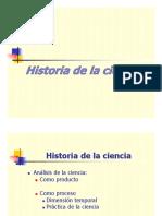 Thomas S. Kuhn- Historia de la ciencia     HFCI