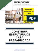 Construir Estrutura de Casa Prefabricadas
