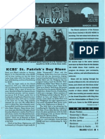 Blues News - March 1991