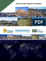 BID 2018 Politica Nacional Integral de Ciudades