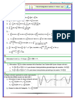 Calcul Integral Exercices Non Corriges 1 1