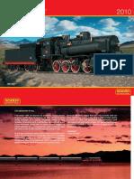 (Modellismo Ferroviario - Rivarossi) Catalogo 2010