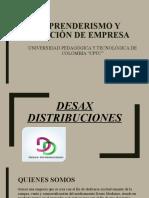 Presentacion Final Desax Distribuciones