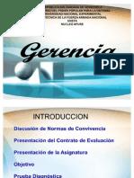 Present Gerencia