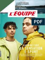 L Equipe Magazine - 12 Juin 2021